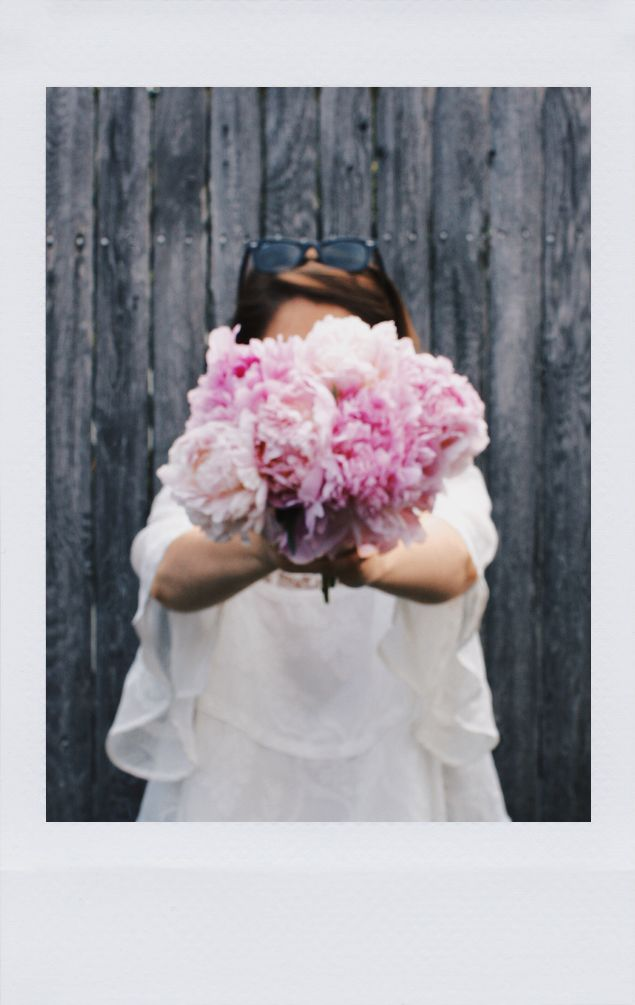 Bouquet to brighten your day!   created by @caitlin_cawley for #instax