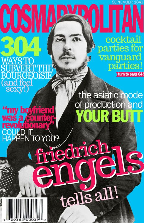 Cosmarxpolitan, Issue 2 The Asiatic mode of production and your butt