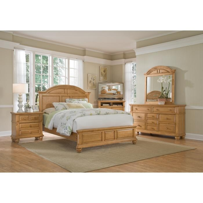 Picture Of Berkshire Lake Pine 5 Pc Queen Panel Bedroom From Sets Furniture