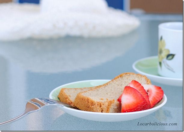 Low Carb Pound Cake Recipes: Vanilla Pound Cake: Gluten (and Grain) Free, Sugar Free