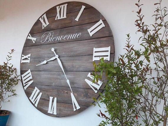 Pin On Wall Clocks Home Decor