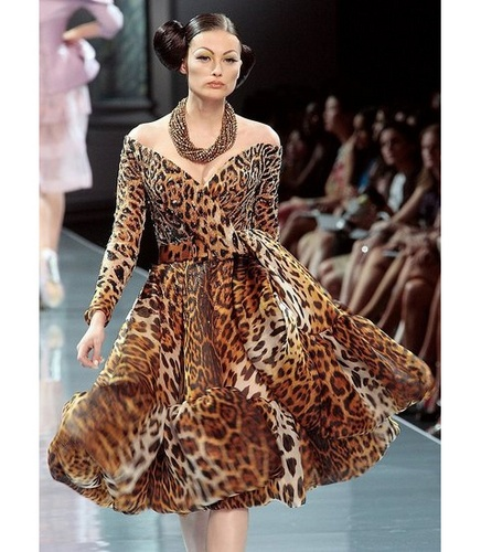 1000  ideas about Animal Print Cocktail Dresses on Pinterest ...