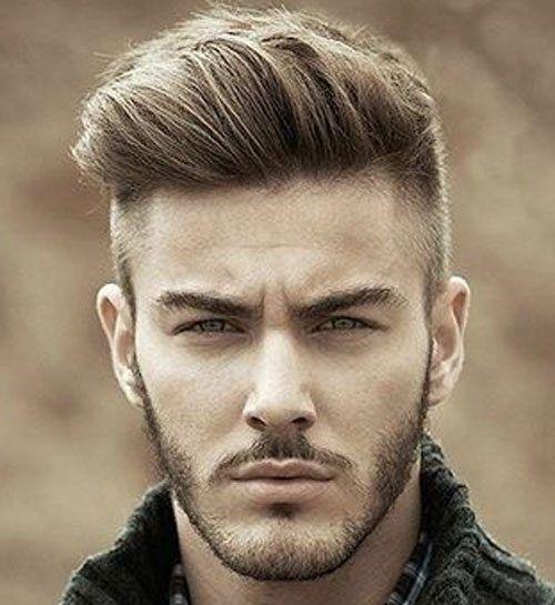 16 undercut frisuren für männer swagger look - die frisur
