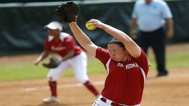 OU Softball: Parker Named Freshman Of The Year - News9.com - Oklahoma City, OK - News, Weather, Video and Sports |