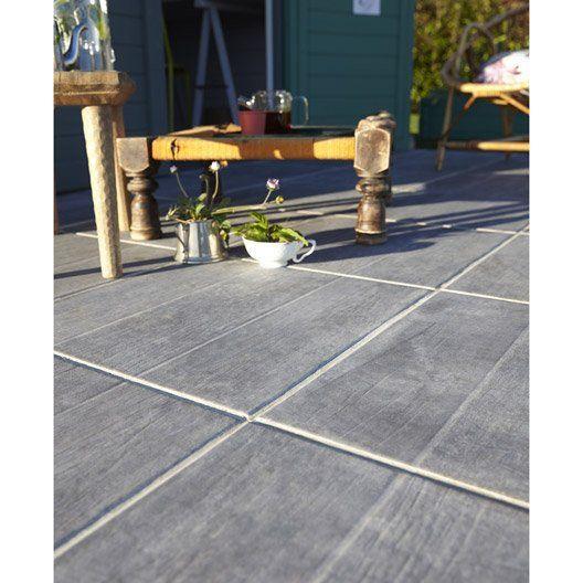 Les 179 meilleures images propos de ma terrasse sur for Carrelage terrasse effet bois