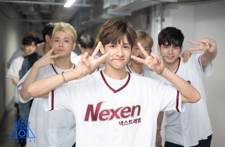 Produce 101 Season 2 (@mnet101boys) | Twitter - Samuel