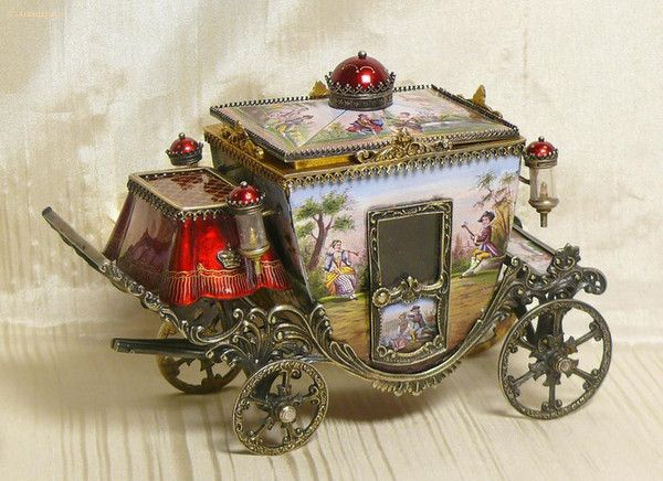 Carriage Music Box                                                                                                                                                     More