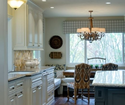 Cornice Boards. Traditional Kitchen ...