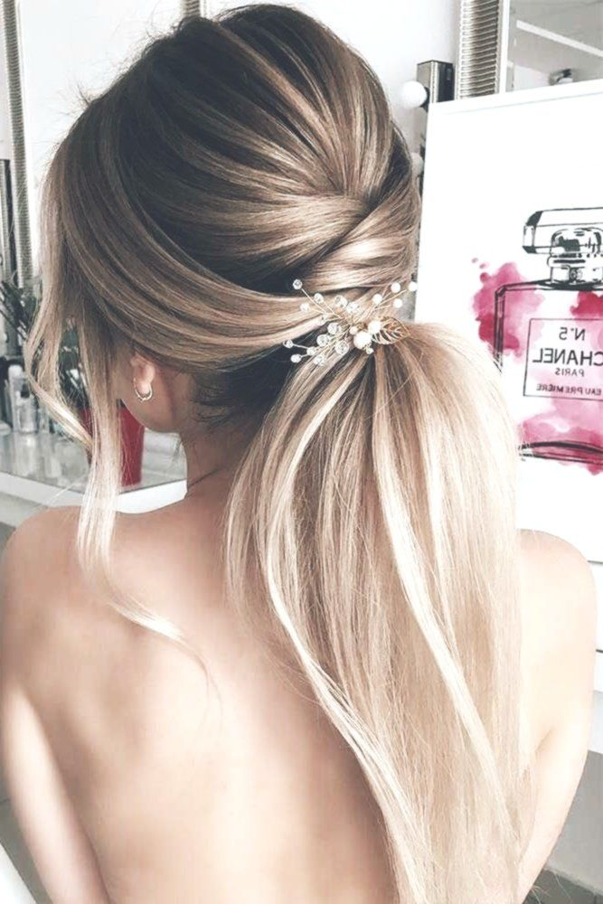 Bridal Ponytail Inspiration Bridal Ponytail Hair Styles