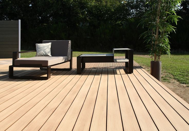 25 best ideas about lame terrasse composite on pinterest lame composite l - Prix lame terrasse composite silvadec ...