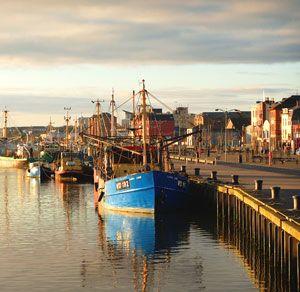 Wexford Quay, Wexford Ireland