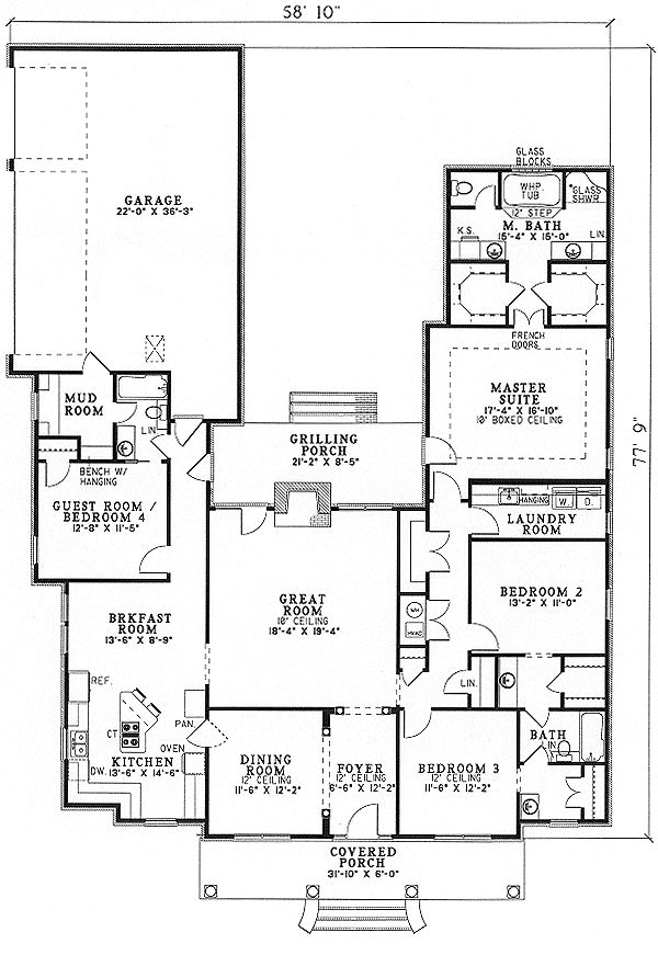 373 best House Plans images on Pinterest | Architecture, House layouts and  Live