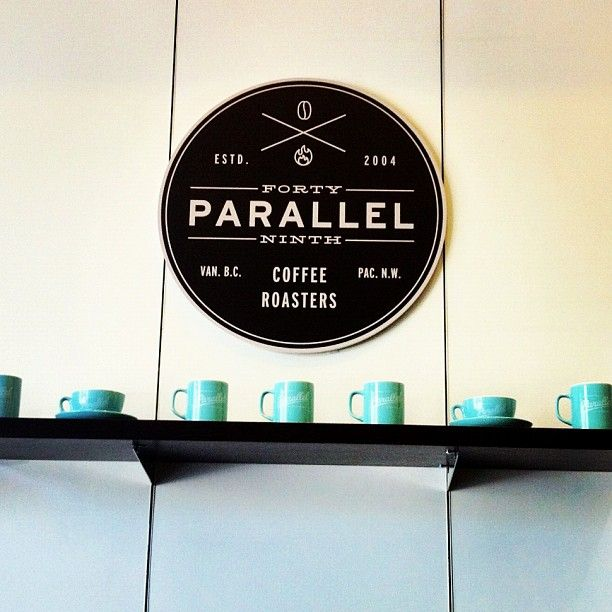 49th Parallel & Lucky's Doughnuts in Vancouver, BC