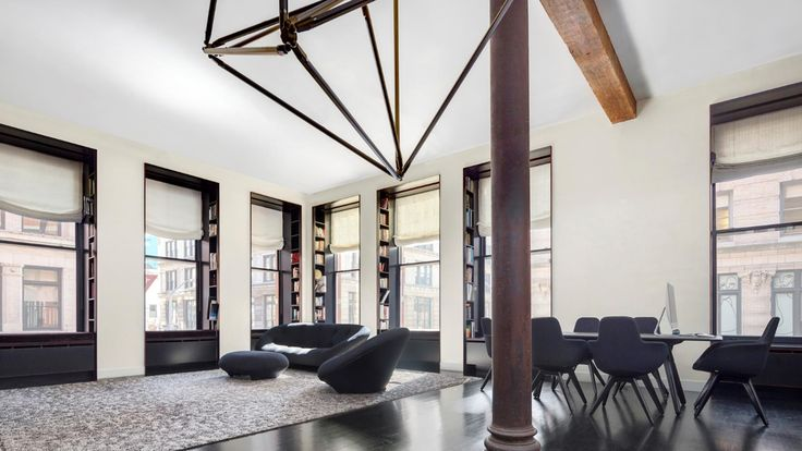 Gawker founder Nick Denton lists his Soho condo for $4.25M