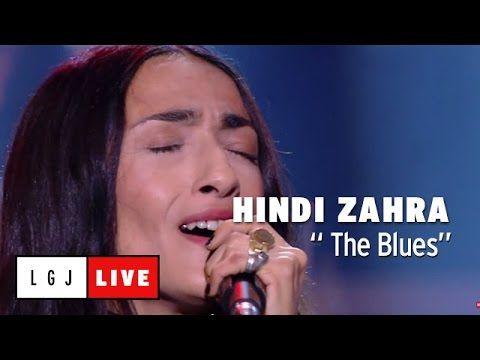 Hindi Zahra - The Blues - Live du Grand Journal