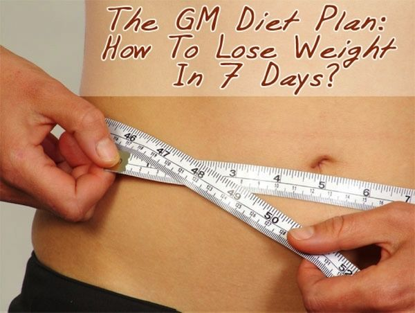 The magical gm diet plan will help you lose upto 9 kgs within 7 days and help you keep healthy. this indian version of general motors diet was first develop