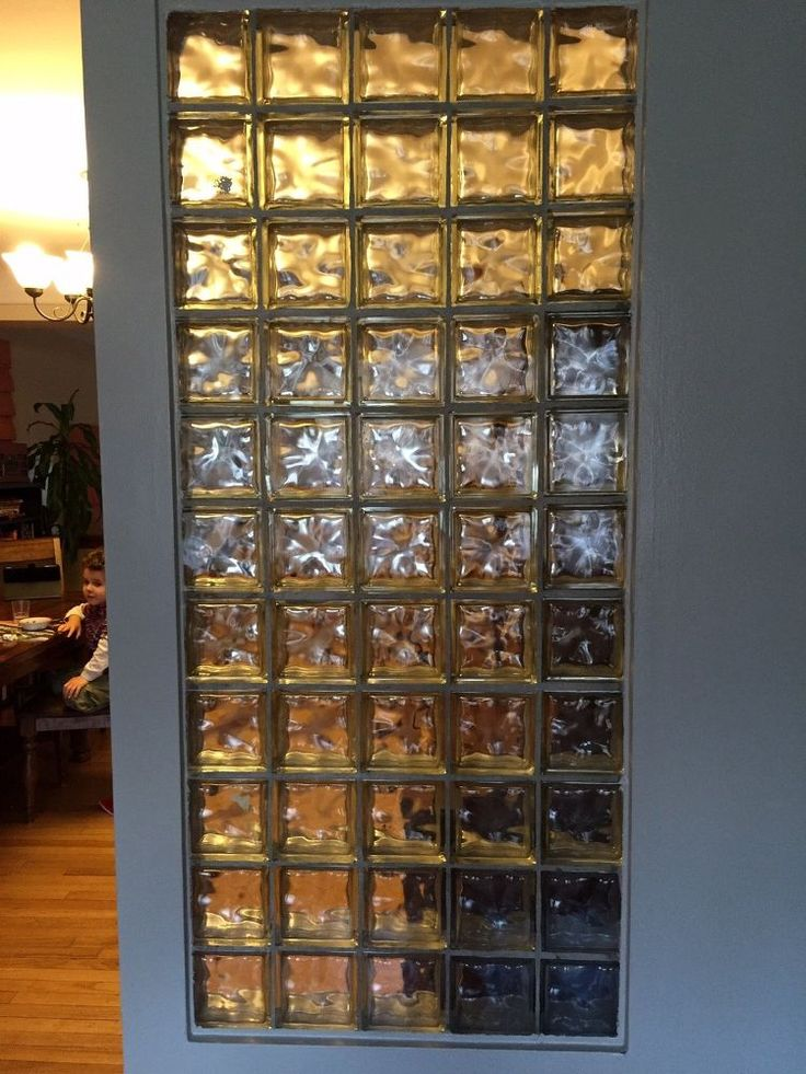 25 Best Ideas About Glass Blocks Wall On Pinterest