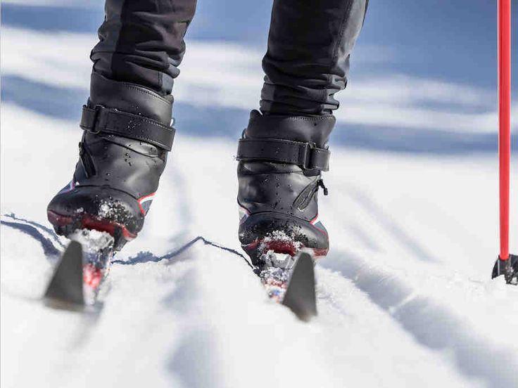 Perinteinen hiihto – ohjeet tekniikkaan