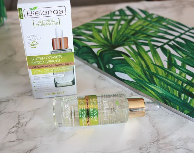 super power mezo serum bielenda opinie