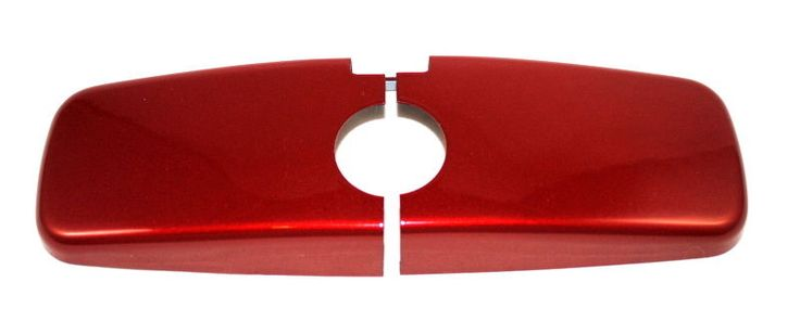 Nissan Juke Interior Mirror Backing Shell Back Cap Force Red NAH KE9611K030RD