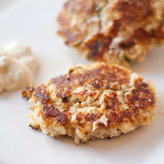 lemon and parsley fish cakes | Bread crumbs, Salts and Sauces