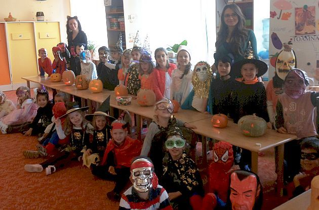 Petrecere de Halloween la Grădiniţa P.P. Nr. 28 | Actualitatea Online