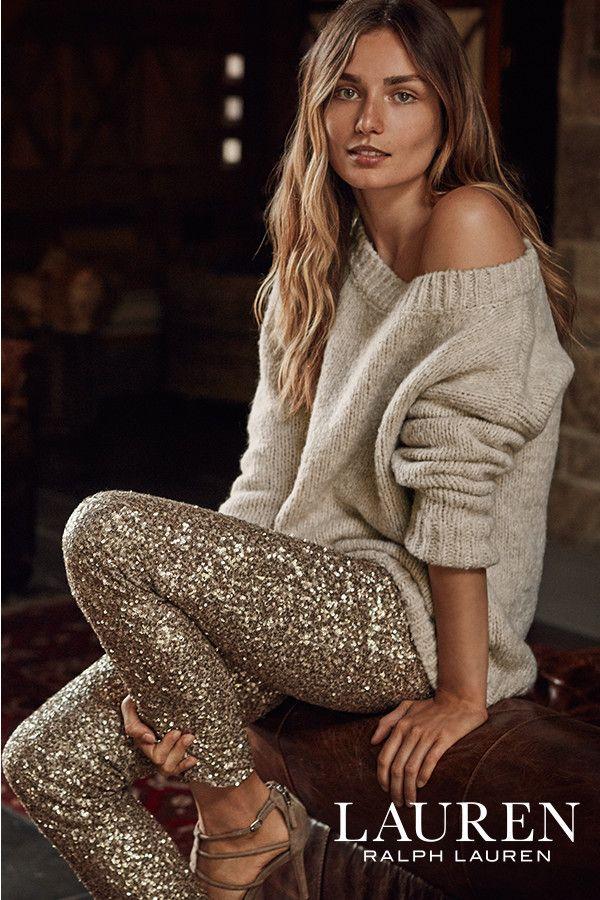 Modern, versatile new styles for day and night | Lauren Ralph Lauren
