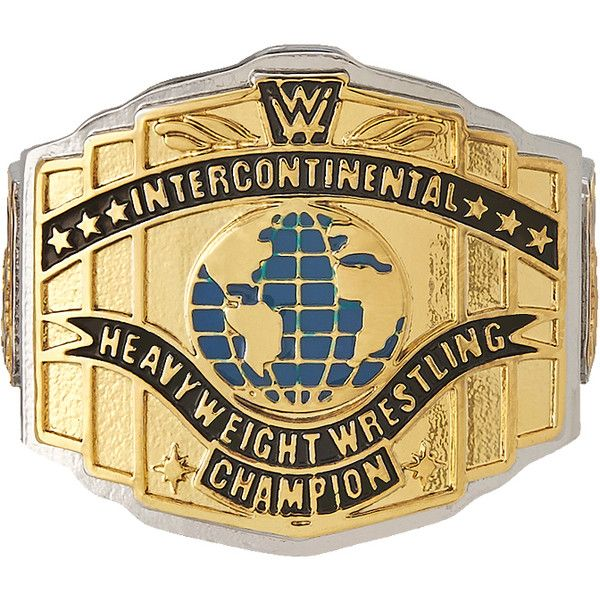 WWE Intercontinental Championship Finger Ring ❤ liked on Polyvore featuring jewelry, rings, imitation jewellery, fake rings, fake jewelry, imitation jewelry and artificial jewellery