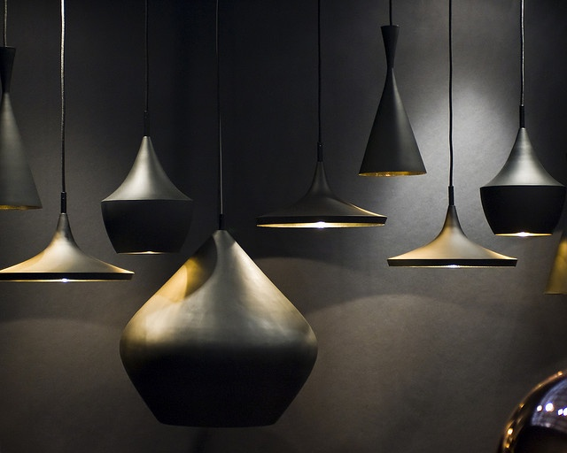 tom dixon lights