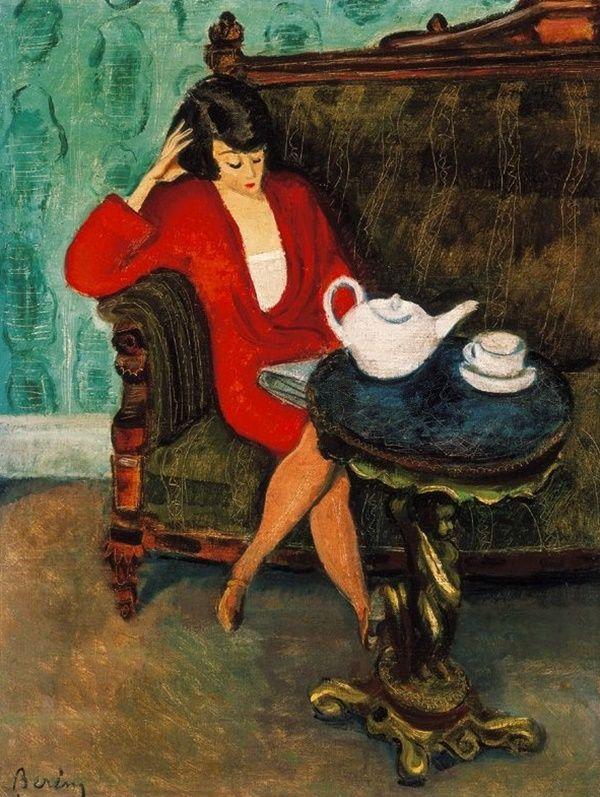 ~ Róbert Berény ~  Hungarian painter, 1887 - 1953