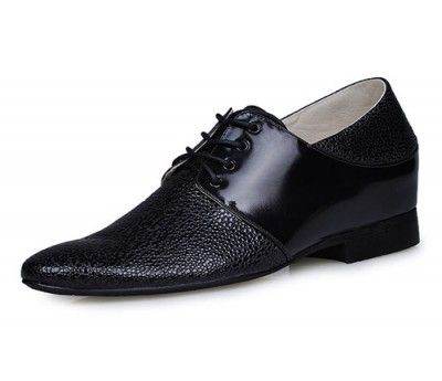Height Increase: 2.5 Inches  http://www.roccoshoes.com/dress-formal/poldi-black