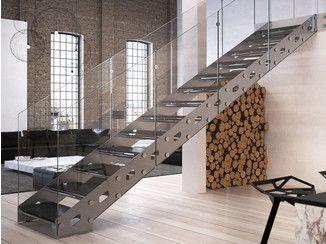 Открытая лестница RIALTO | Открытая лестница - Executive
