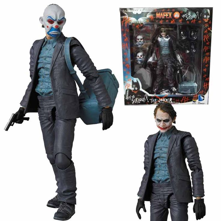 Like and Share if you want this  The Joker Action Figure     Tag a friend who would love this!     FREE Shipping Worldwide     We accept PayPal and Credit Cards.    Get it here ---> https://ibatcaves.com/the-joker-action-figure/