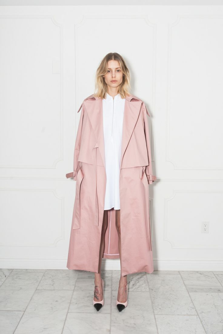 This trench. @thecoveteur | Outerwear | Pinterest | Trench, Coats ...