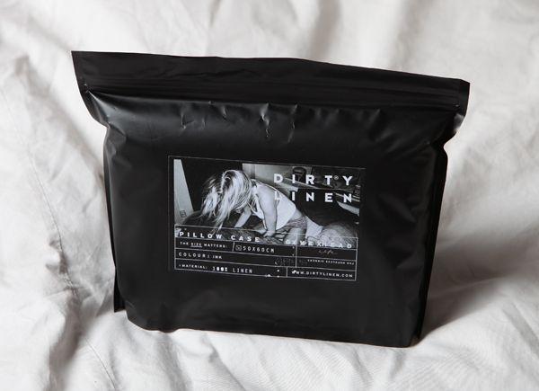 Dirty Linen – Packaging by Planeta Design , via Behance