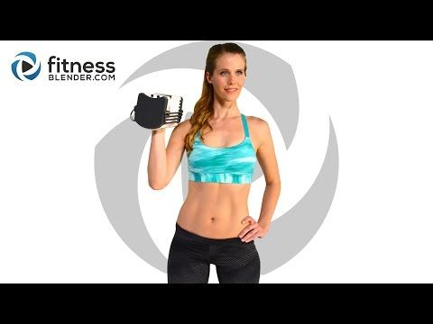 Intense Fat Burning Cardio Intervals and Butt and Thigh Workout | Fitness Blender