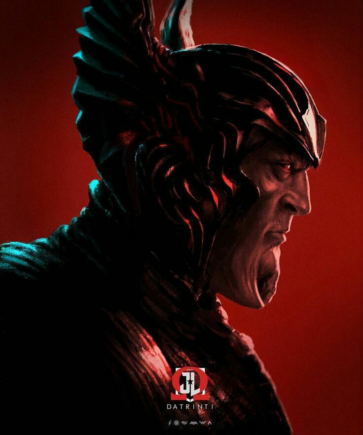 Steppenwolf by justice league movie 2017