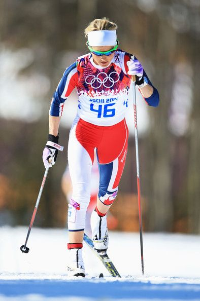 Therese Johaug Pictures - Winter Olympics: Cross-Country Skiing - Zimbio