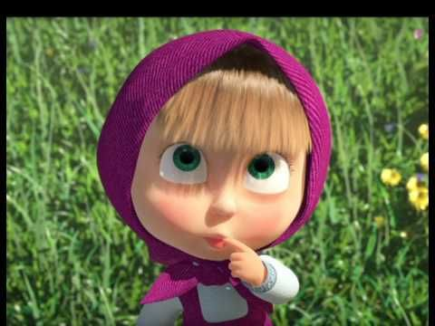 MASHA AND THE BEAR | COLORFUL MASHA Bad Baby cry Finger Family song Collection for Children Toddlers - YouTube