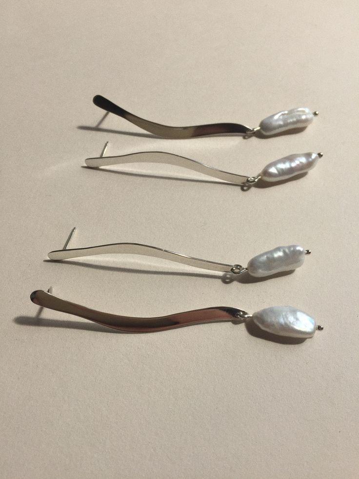 earrings • fausto • Anna Lawska Jewellery
