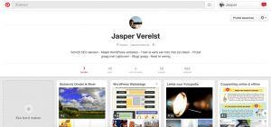 Pinterest-marketing voor startende ondernemers