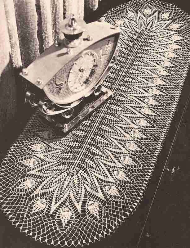 Patrón #381: Tapete ovalado a Crochet #ctejidas http://blgs.co/wenyIi