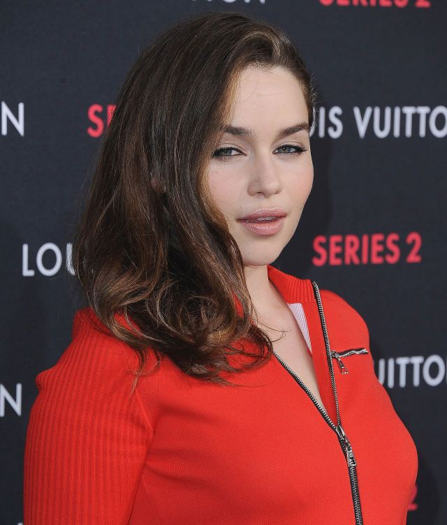 The Game of Thrones actress is now a summer-blockbuster star in Terminator Genisys. Here's how she got there, in photos.
