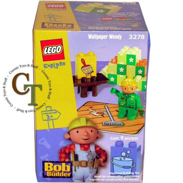 bob the builder duplo instructions