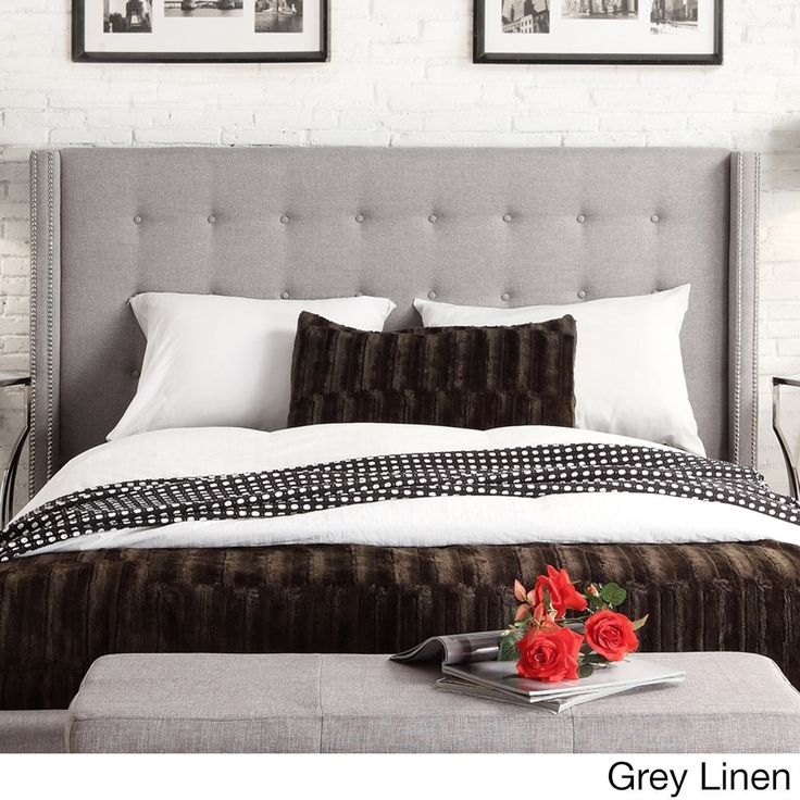 17 best ideas about queen size headboard on pinterest custom headboard headboards and diy. Black Bedroom Furniture Sets. Home Design Ideas