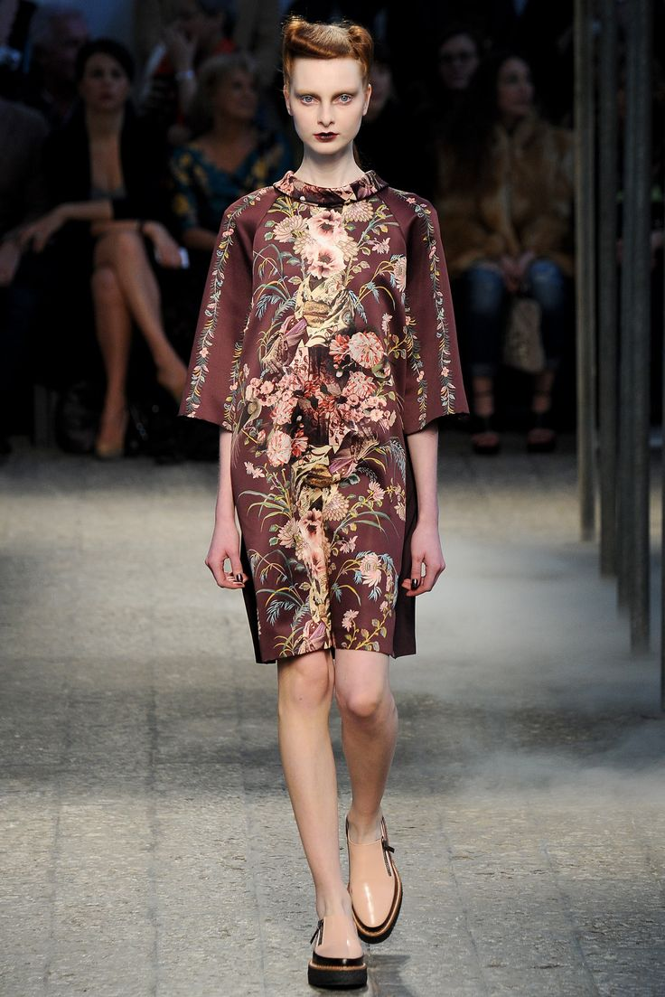 Antonio Marras Fall 2014 Ready-to-Wear - Collection - Gallery - Style.com NONSENSE WITH FLOWERS, CLASSIC