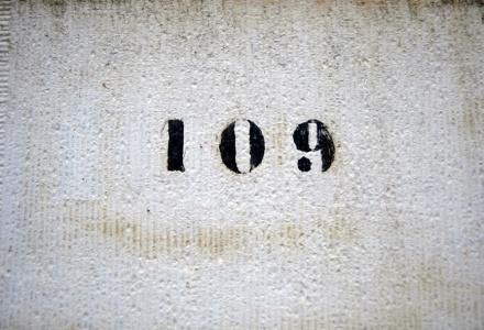 109 > http://thenumberhouseproject.wordpress.com/ > Alba Pijuan