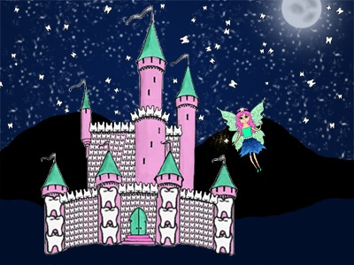 Tooth Fairy Castle Picture