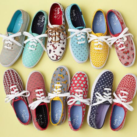 Um, super cute actually! Taylor Swift makes fashion debut with keds shoe collection | News Gossip Fashion