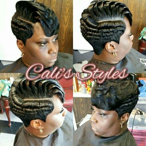 27pc No hair out QUICK WEAVE